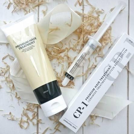 Протеиновая маска для волос Esthetic House CP-1 Premium Hair Treatment - 25мл/250 мл