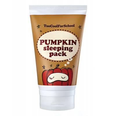 Ночная маска с тыквой Too Cool For School Pumpkin Sleeping Pack - 30 мл