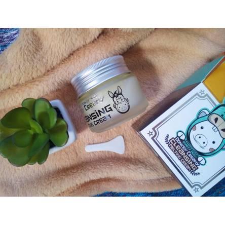 Очищающий крем для снятия макияжа ELIZAVECCA Donkey Creamy Cleansing Melting Cream - 100 мл