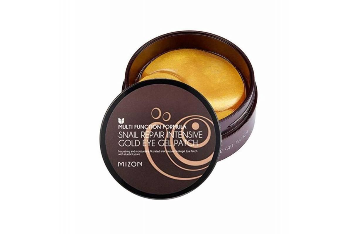 Гидрогелевые патчи для глаз с муцином улитки Mizon Snail Repair Intensive Gold Eye Gel Patch - 60 шт