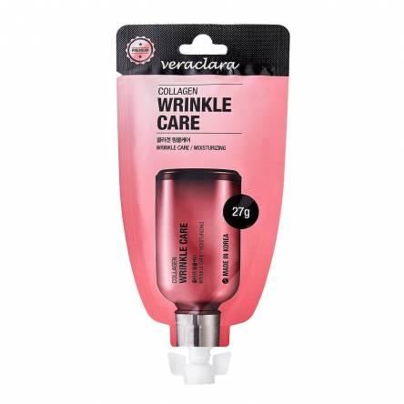Крем для лица c коллагеном VERACLARA Collagen Wrinkle Care - 27 гр