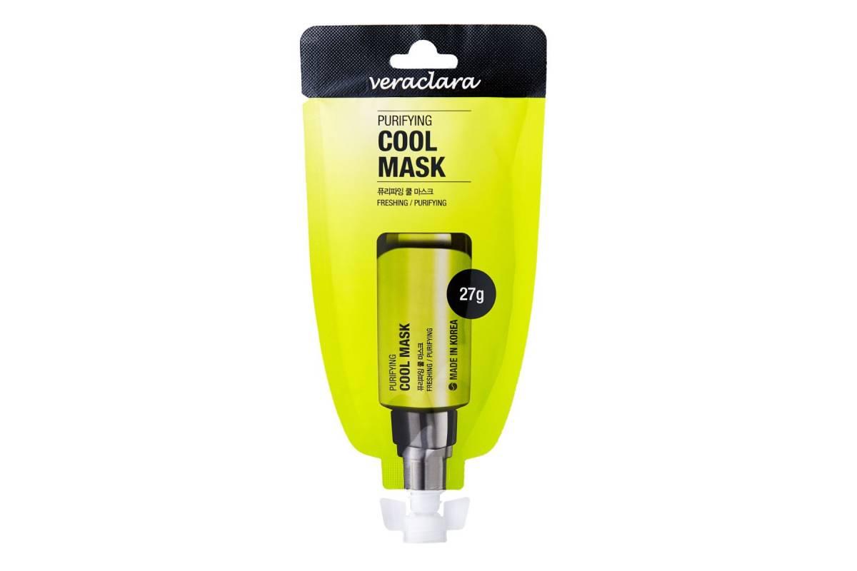 Очищающая маска с охлаждающим эффектом VERACLARA Purifying Cool Mask - 27 гр