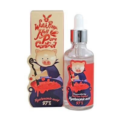 Сыворотка с гиалуроновой кислотой Elizavecca Hell-Pore Control Hyaluronic Acid 97% Ample - 50 мл
