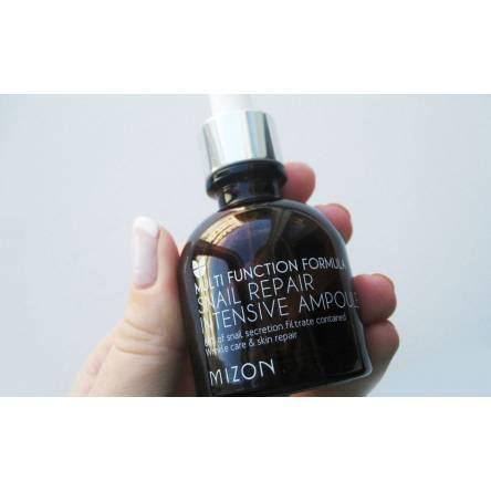 Сыворотка для лица муцином улитки MIZON Snail Repair Intensive Ampoule - 30 мл