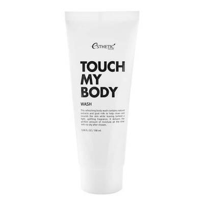 Гель для душа с козьим молоком Esthetic House Touch My Body Goat Milk Body Wash - 100 мл