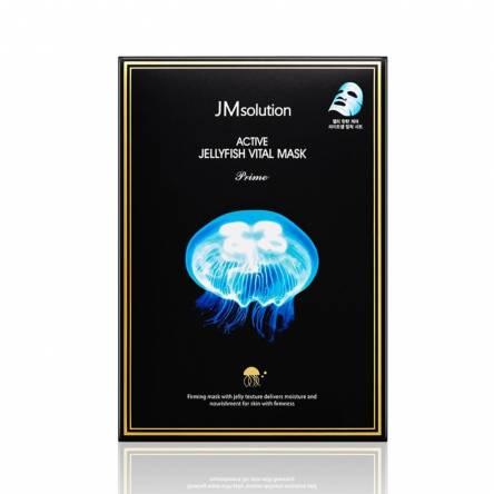 Тканевая маска с экстрактом медузы JMsolution Active Jellyfish Vital Mask Prime - 30 мл