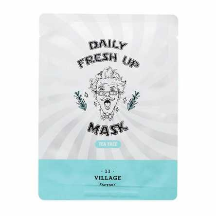 Тканевая маска Village 11 Factory Daily Fresh Up Mask - 20 гр