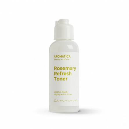 Миниатюра тонера с розмарином Aromatica Rosemary Refresh Toner - 50 мл