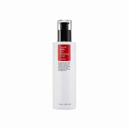 Тонер для проблемной кожи с BHA-кислотой COSRX Natural BHA Skin Returning A-Sol - 100 мл