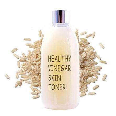 Тоник для лица с рисом Realskin Healthy Vinegar Skin Toner (Rice) - 300 мл