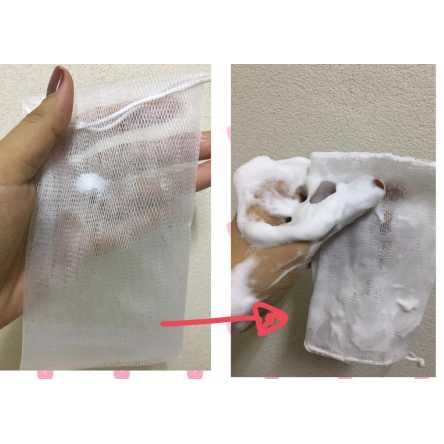 Пенка с сеточкой для умывания против акне Cathy Doll Snail Whip Anti-Acne & Dark Spot Cushion Cleanser - 120 гр