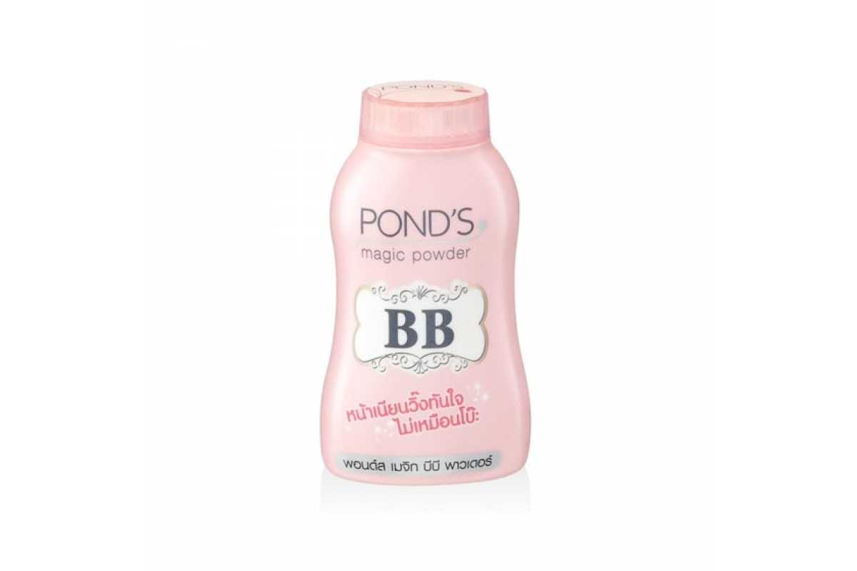 Матирующая пудра для лица Ponds Magic Powder Oil Control Sweet Pink - 50 гр