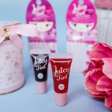 Тинт для губ Cathy Doll Juicy Tint - 7,5 гр