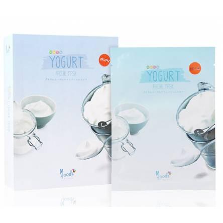 Тканевая маска для лица PA-SU-TE-RU Moods Facial Mask - 38 гр