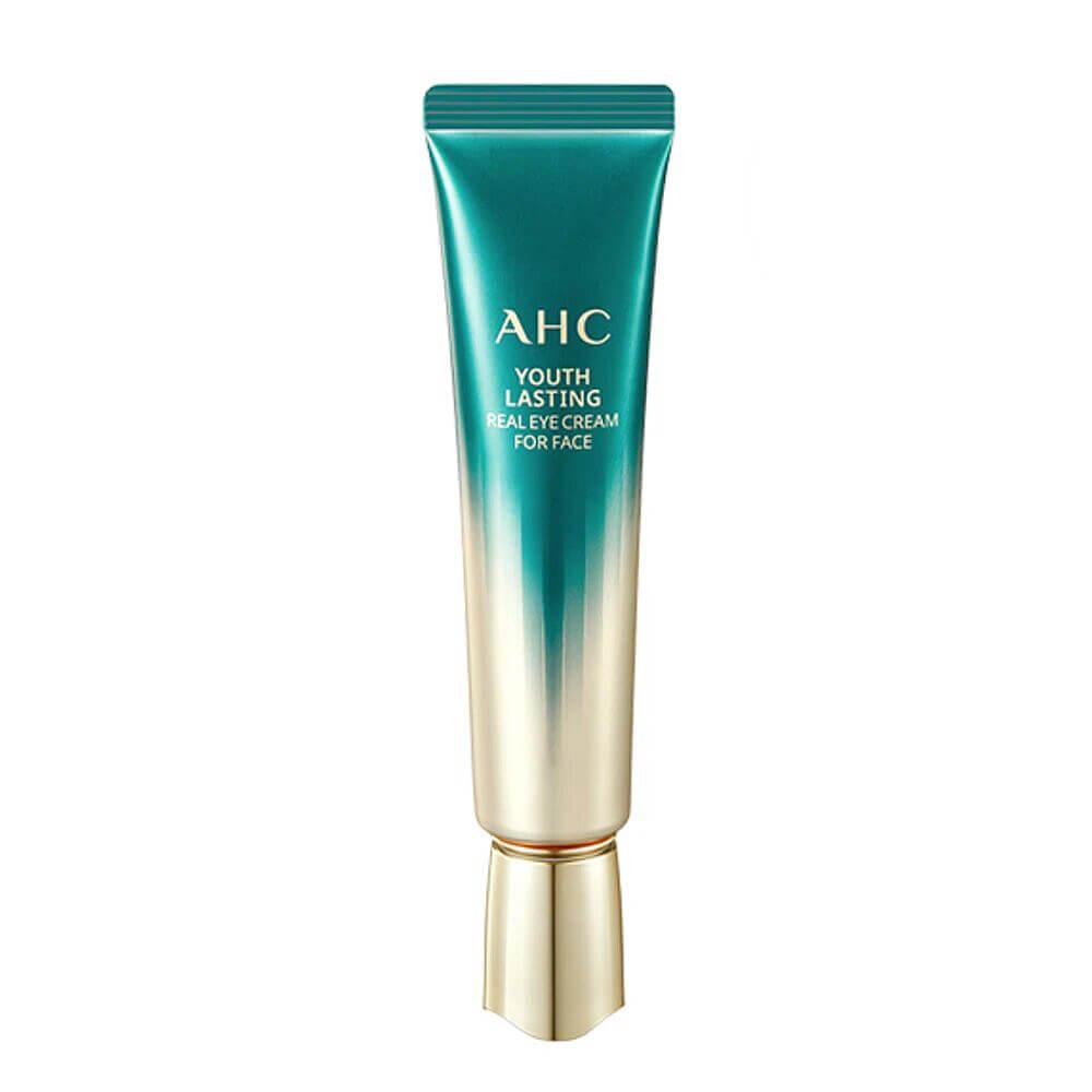 Омолаживающий крем для век с 9 видами коллагена AHC Youth Lasting Real Eye Cream - 30 мл
