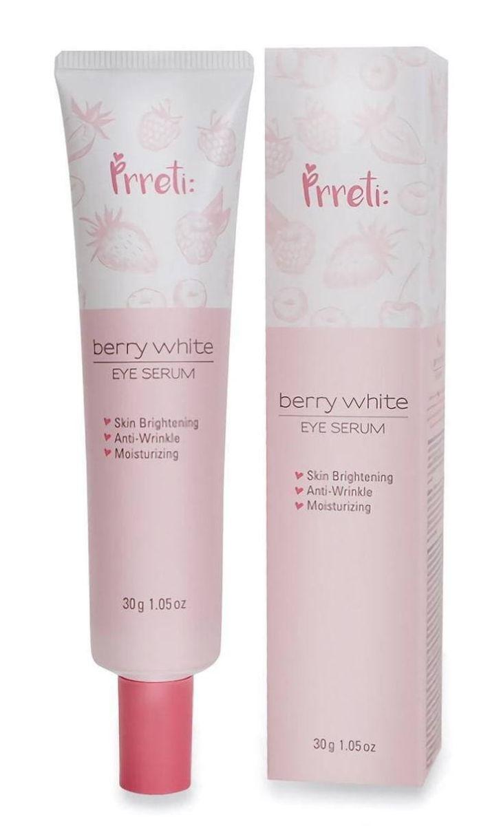 Сыворотка для кожи вокруг глаз PRRETI Berry White Eye Serum - 30 мл