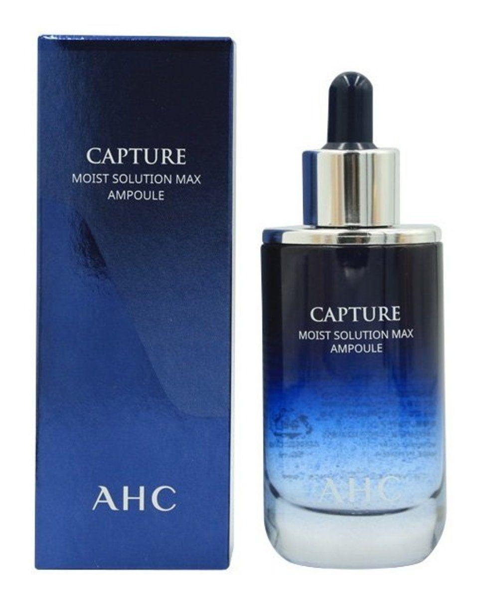 Увлажняющая сыворотка для лица A.H.C Capture Moist Solution Max Ampoule - 50 мл