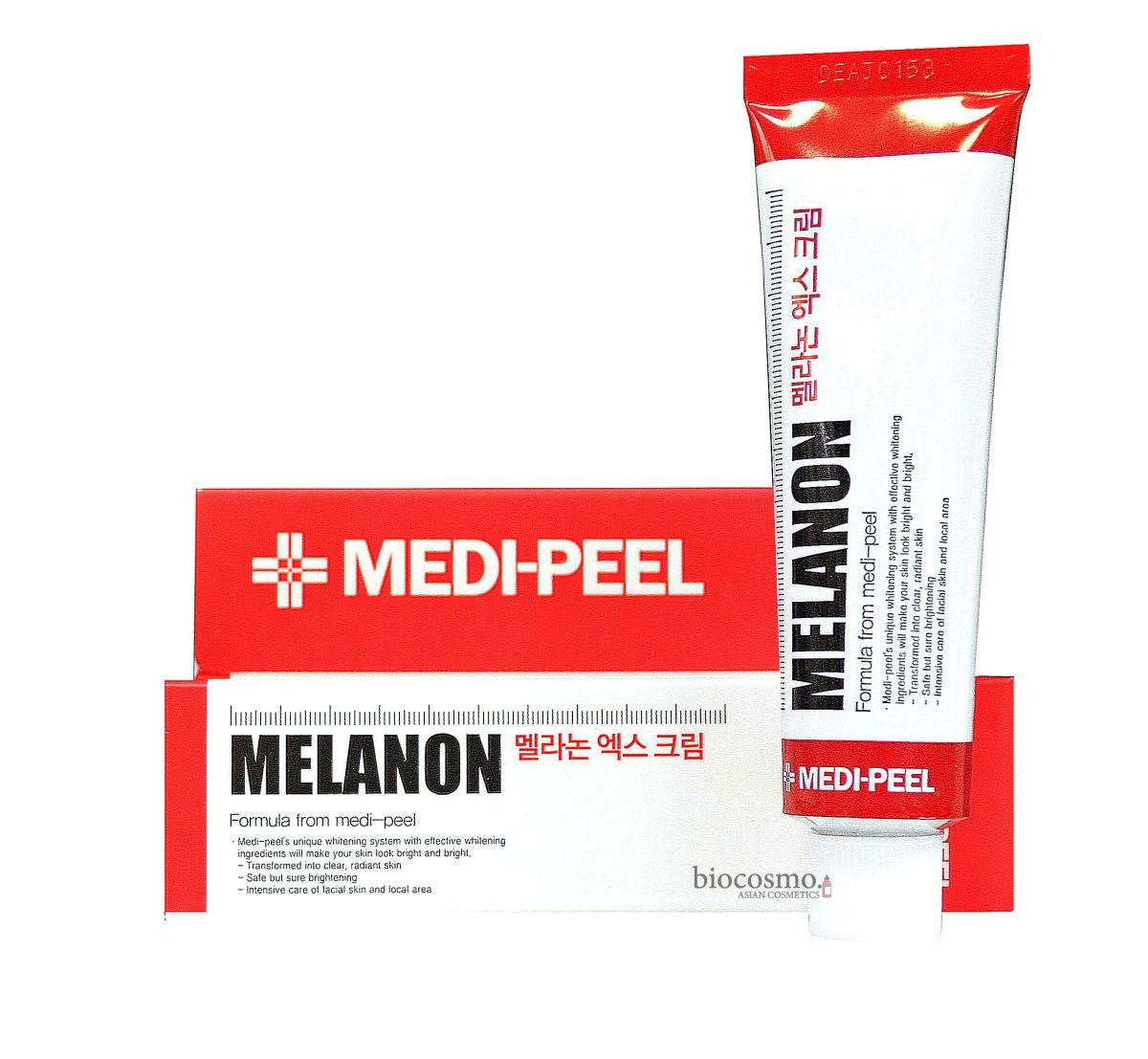 Осветляющий крем против пигментации MEDI-PEEL Melanon X Cream - 30 мл