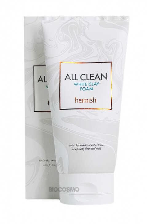 Глиняная пенка для глубокого очищения пор Heimish All Clean White Clay Foam - 150 мл