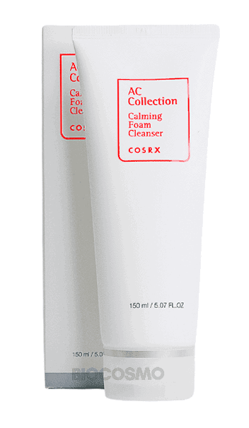 Успокаивающая пенка для проблемной кожи COSRX AC Collection Calming Foam Cleanser - 150 мл
