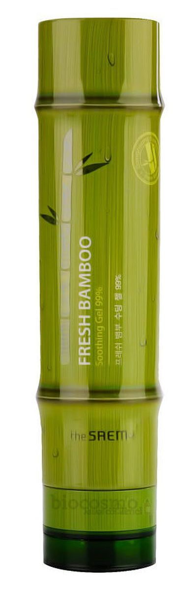 Гель для тела с бамбуком The Saem Fresh Bamboo Soothing Gel 99% - 260 мл