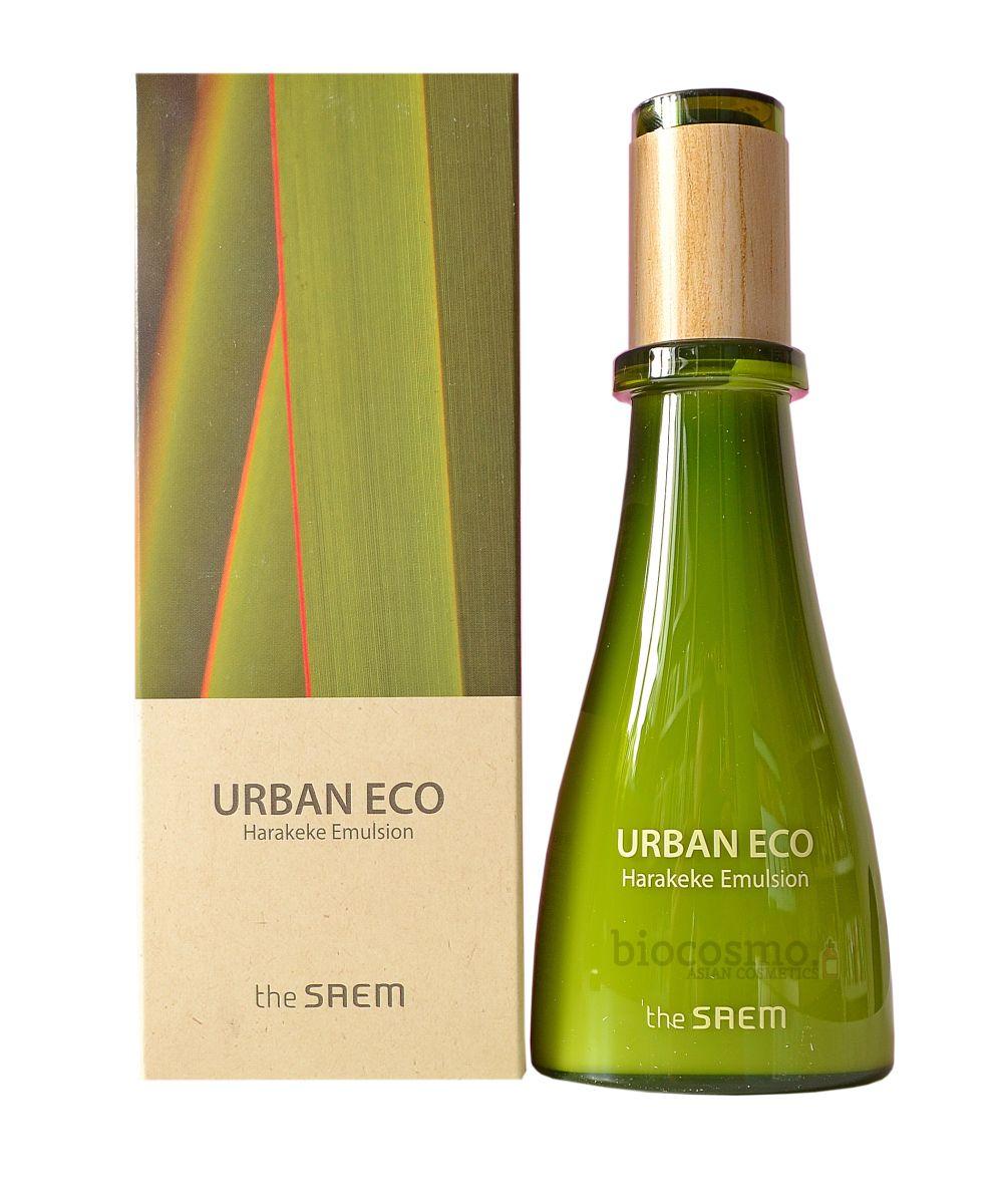 Эмульсия для лица с новозеландским льном The Saem Urban Eco Harakeke Emulsion - 140 мл