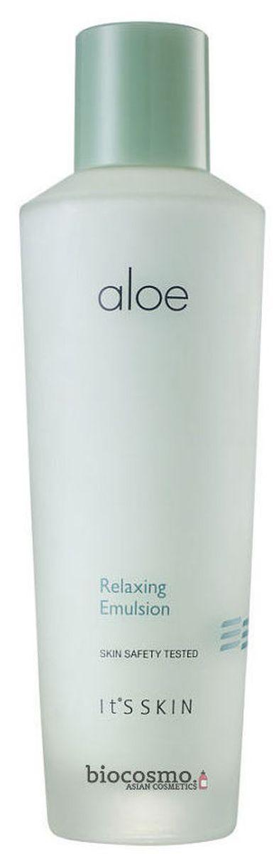 Успокаивающая эмульсия для лица с алоэ It's Skin Aloe Relaxing Emulsion - 150 мл