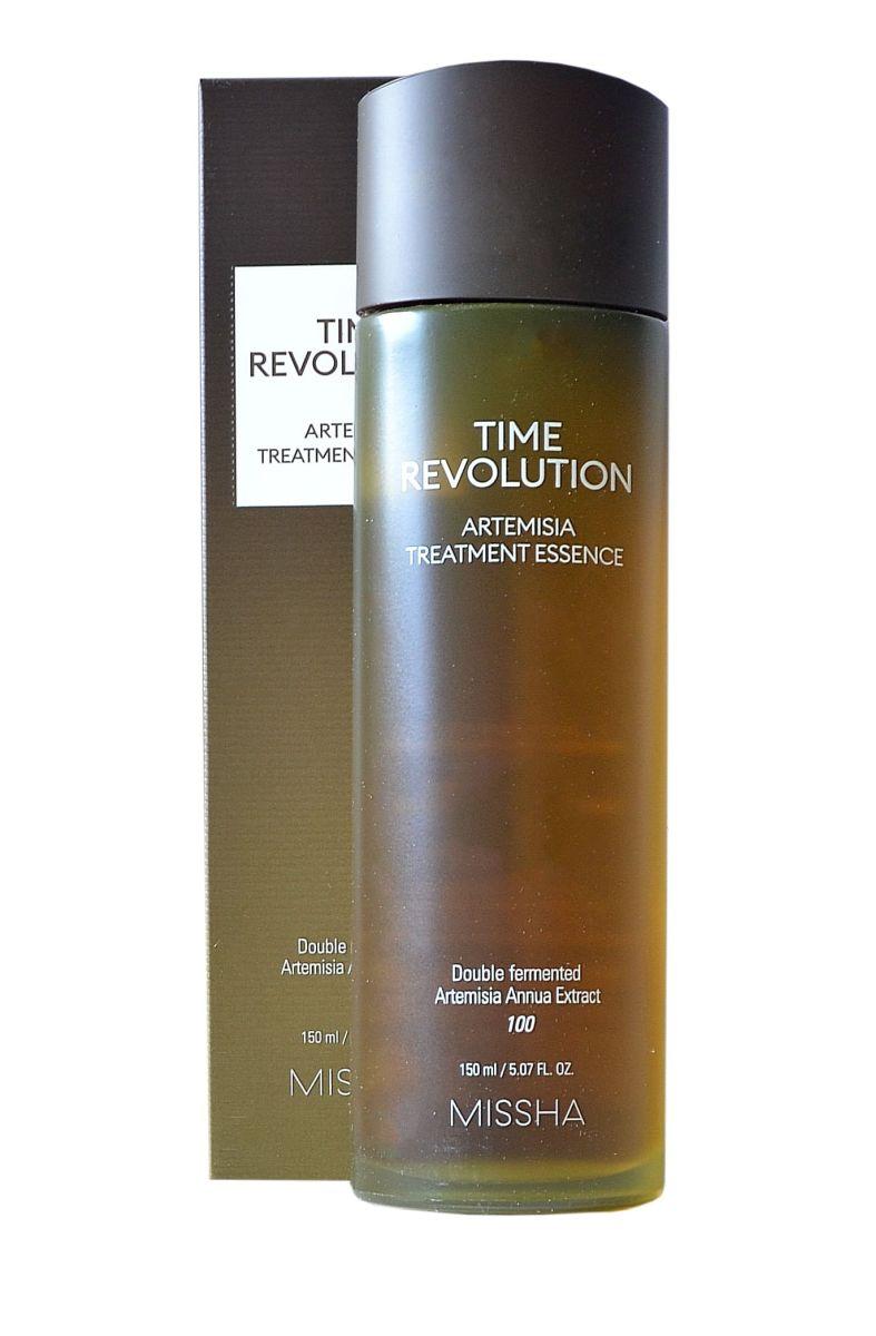 Восстанавливающая эссенция для лица с полынью MISSHA Time Revolution Artemisia Treatment Essence - 150 мл