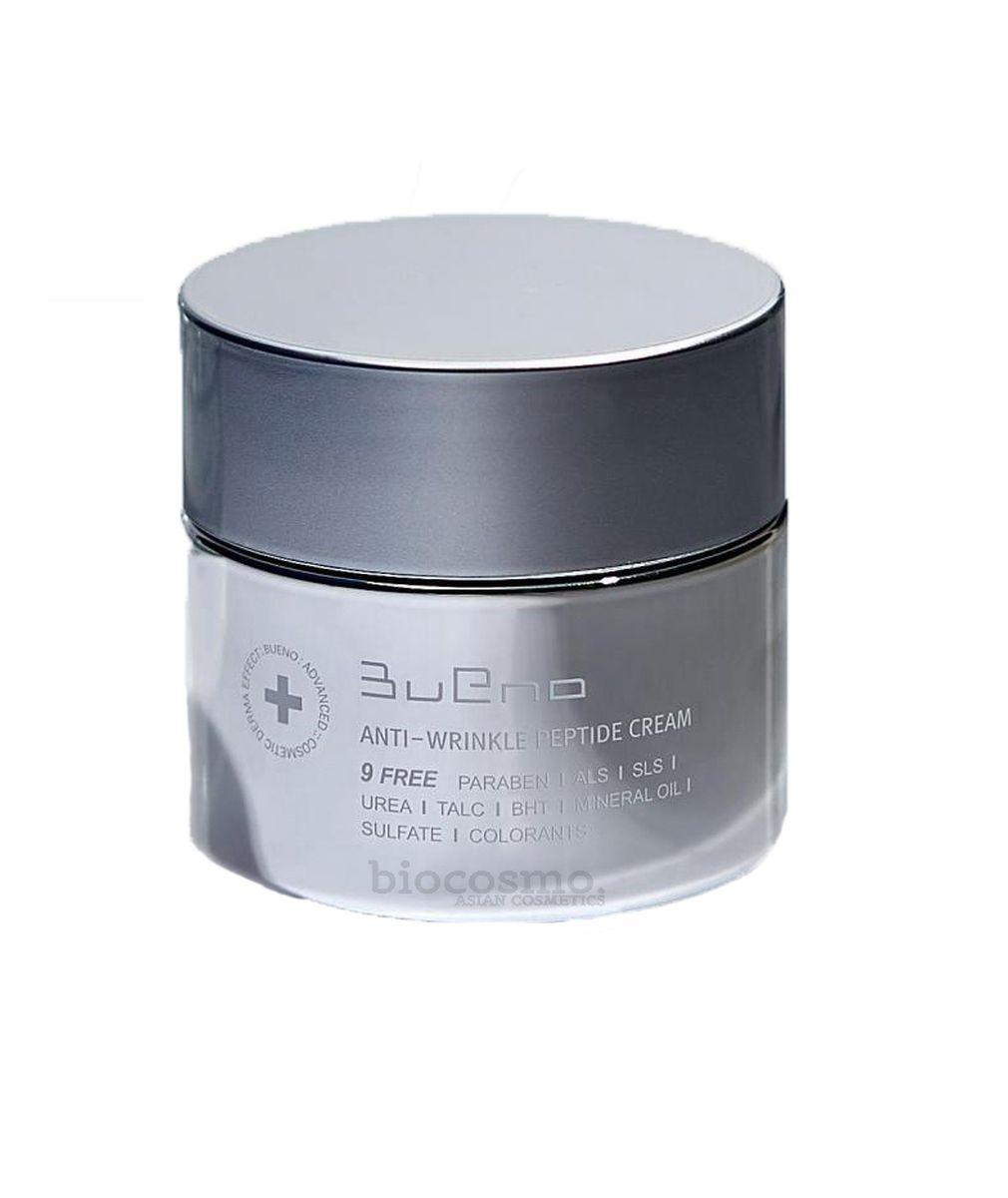 Пептидный крем с черным трюфелем Bueno Anti-Wrinkle Peptide Cream - 80 мл