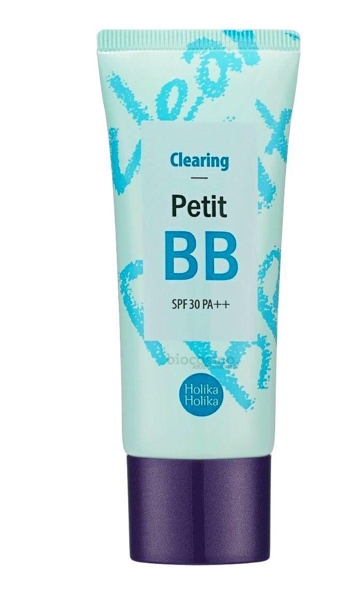ББ крем для жирной и проблемной кожи HOLIKA HOLIKA Petit Clearing BB Cream SPF30 PA++ - 30 мл