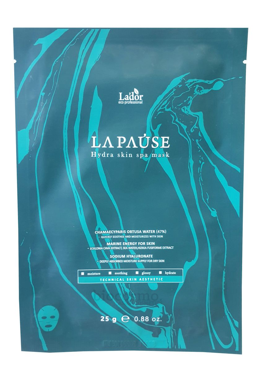 Увлажняющая SPA-маска LADOR LA-PAUSE Hydra Skin SPA Mask - 25 мл