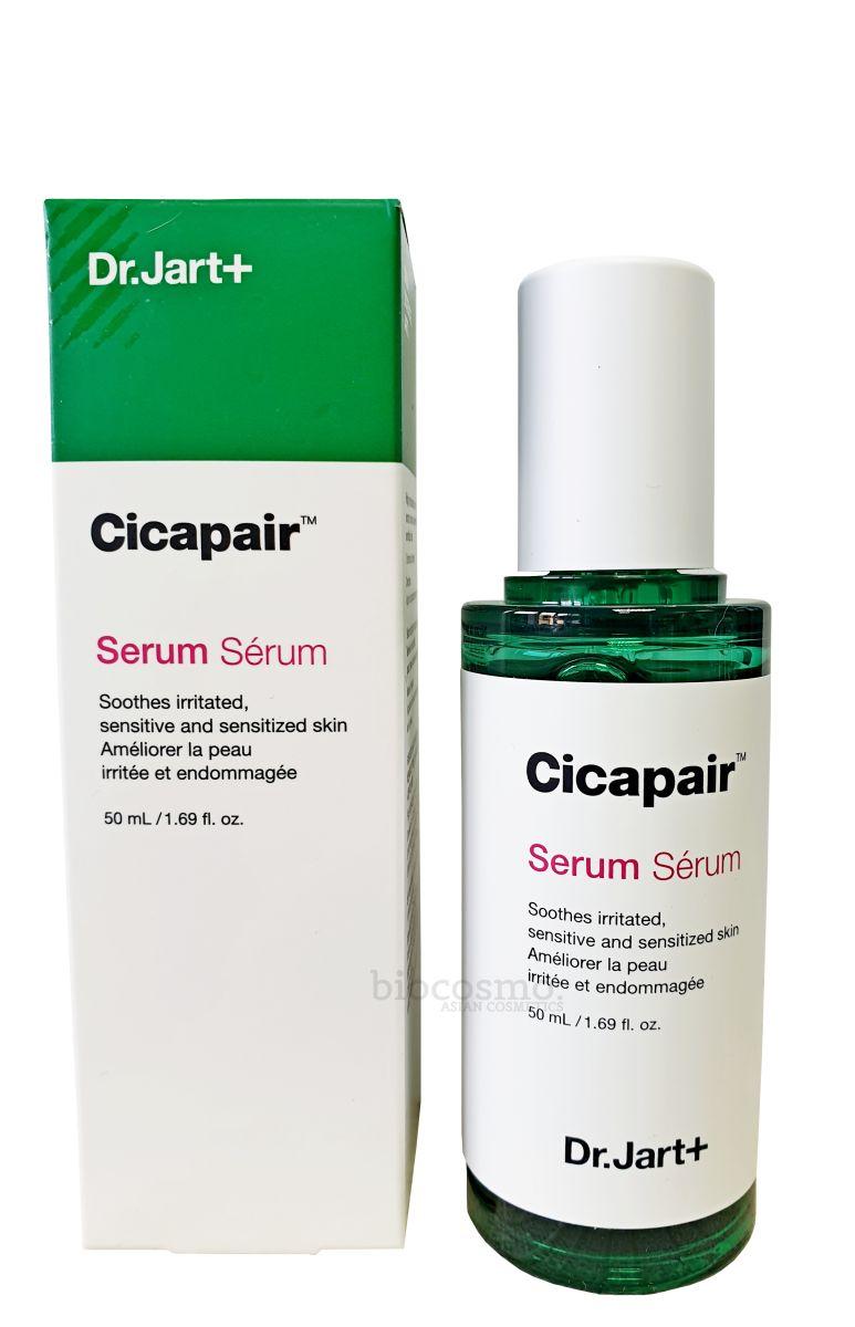 Восстанавливающая сыворотка-антистресс Dr.Jart+ Cicapair Serum Derma Green Solution - 50 мл