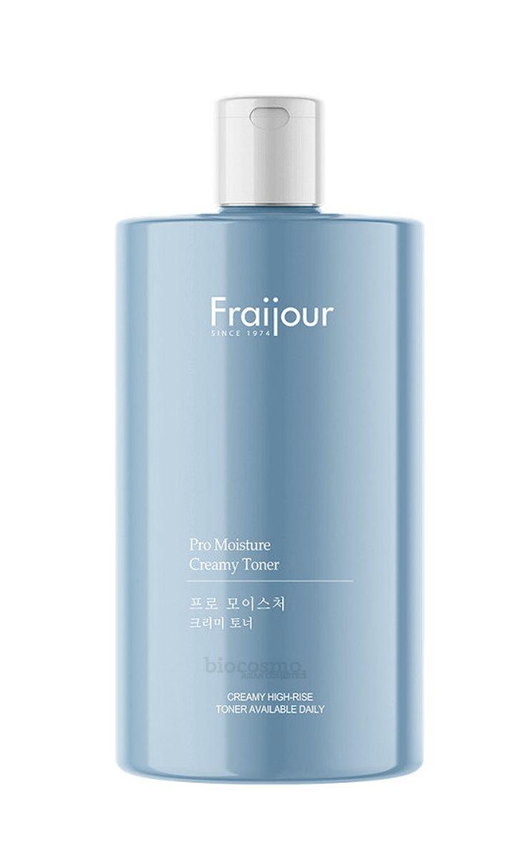 Увлажняющий тонер с пробиотиками EVAS Fraijour Pro Moisture Creamy Toner - 500 мл