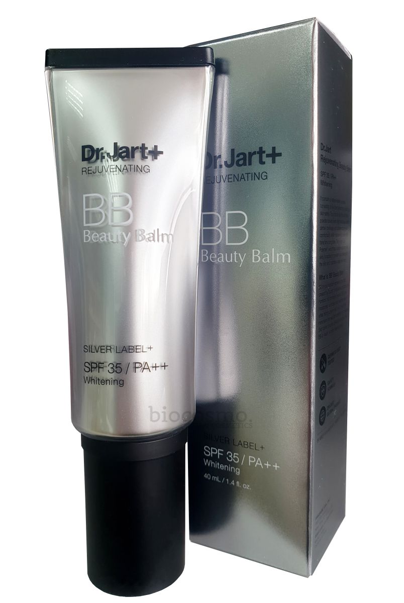 BB-крем с лифтинг-эффектом Dr.Jart+ Rejuvenating Beauty Balm Cream Silver Label SPF35 PA++ - 40 мл