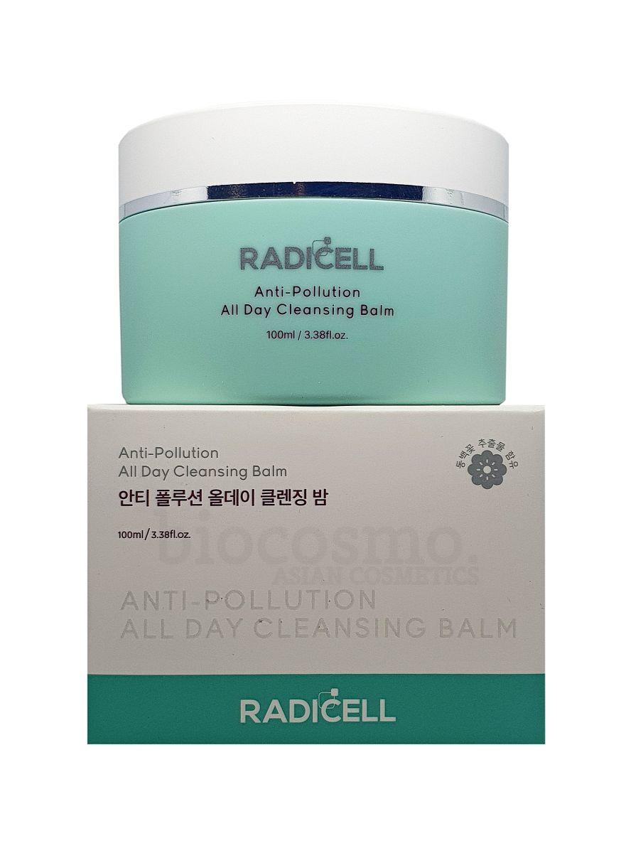 Очищающий бальзам для лица RADICELL Anti-Pollution All Day Cleansing Balm - 100 мл