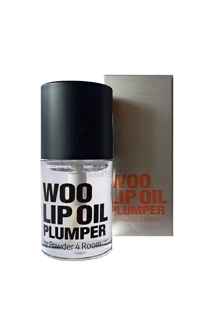 Блеск для губ с эффектом объёма So Natural Woo Lip Oil Plumper - 4,5 мл