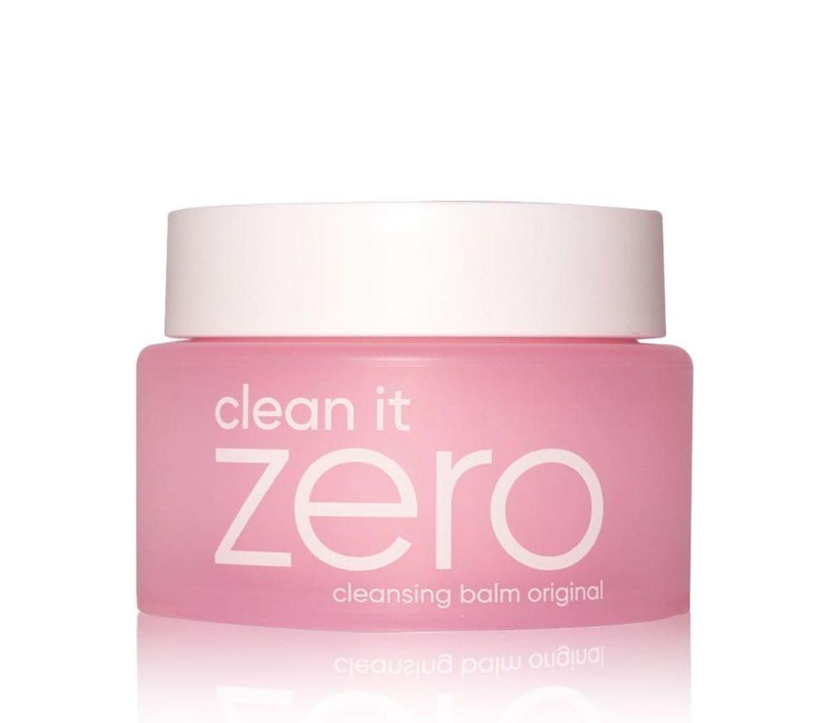 Очищающий бальзам-щербет для снятия макияжа BANILA CO Clean It Zero Cleansing Balm Original - 100 мл