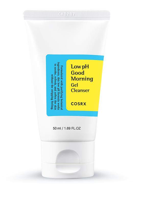 Миниатюра геля для умывания COSRX Low pH Good Morning Gel Cleanser - 20 мл