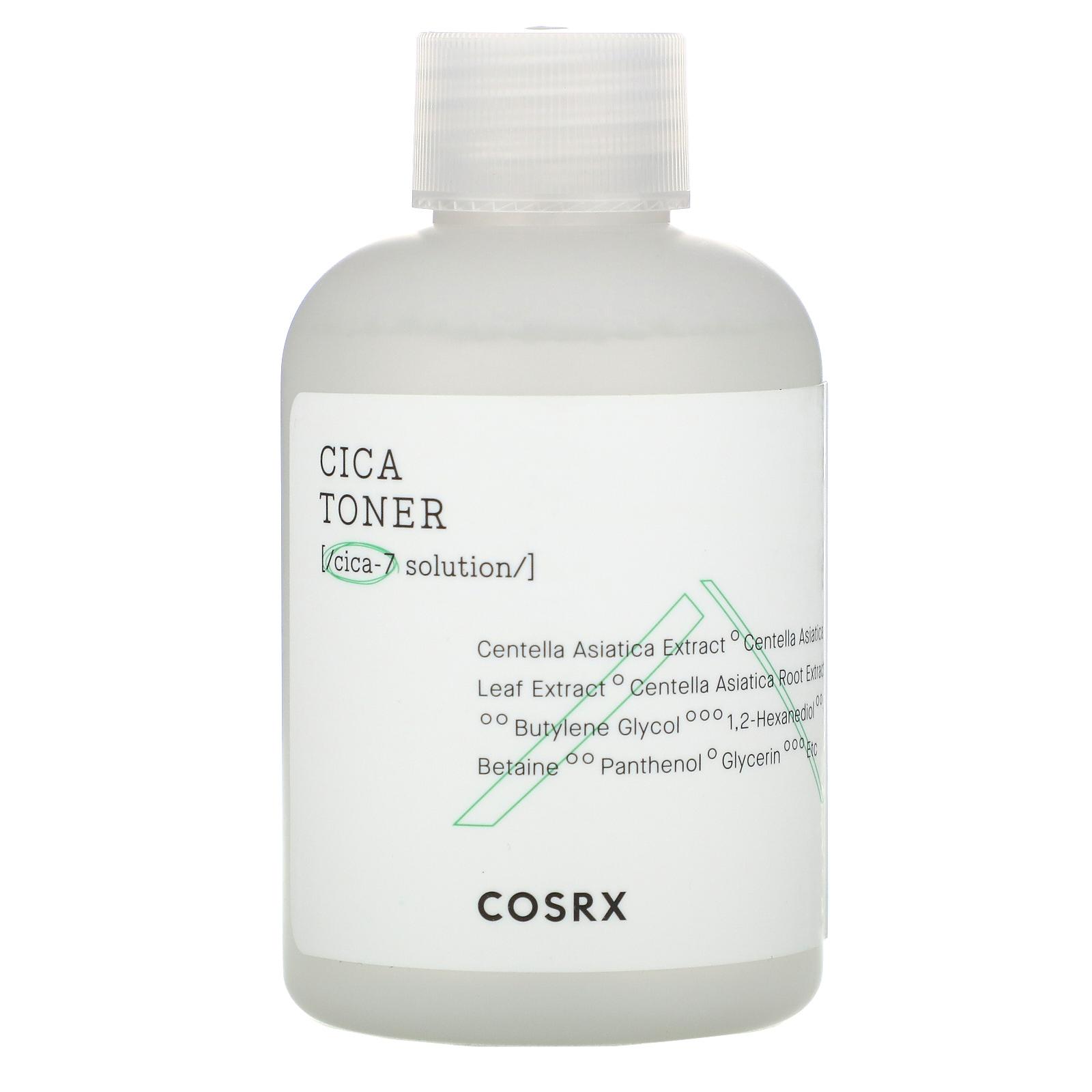Успокаивающий тоник для чувствительной кожи Cosrx Pure Fit Cica Toner - 150 мл