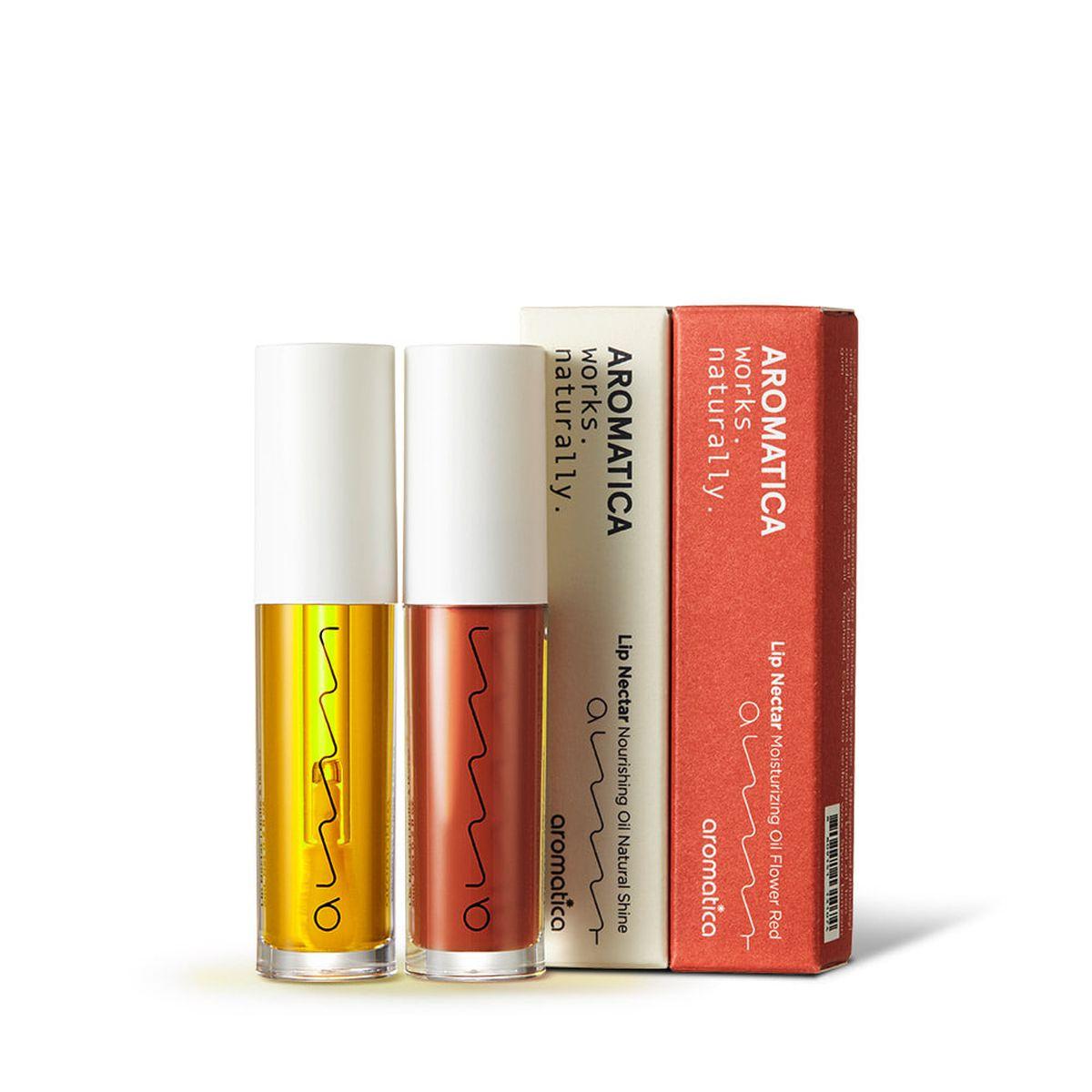 Увлажняющий блеск для губ AROMATICA Lip Nectar - 5 мл