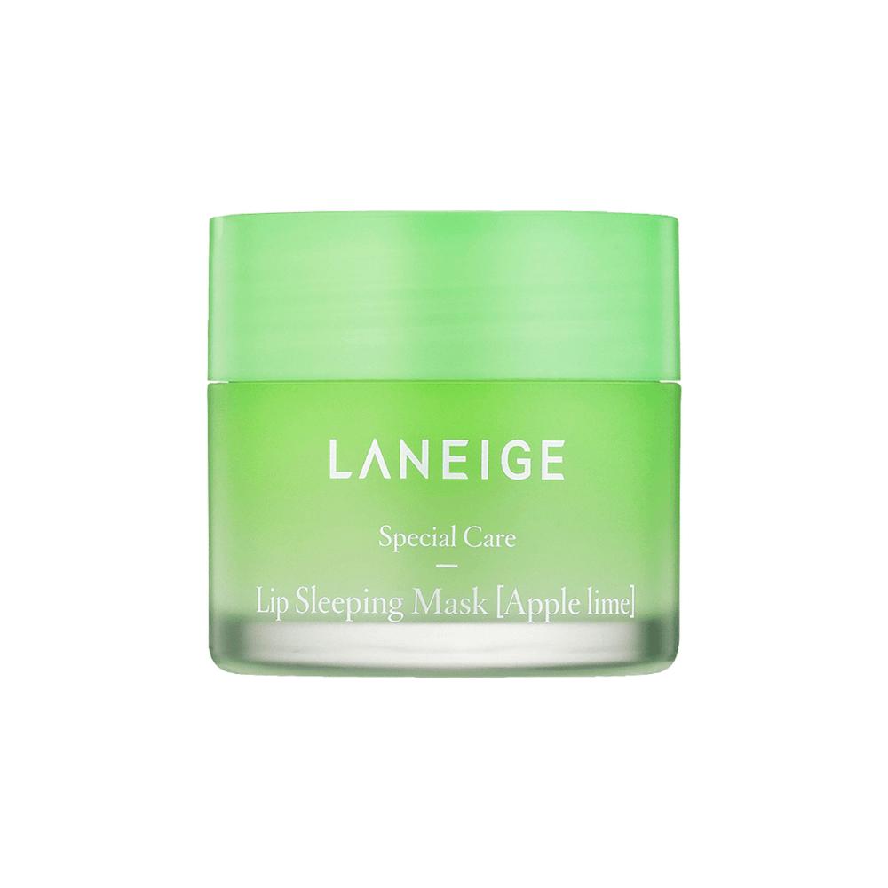 Ночная маска для губ с лаймом Laneige Lip Sleeping Mask Apple Lime - 8 мл