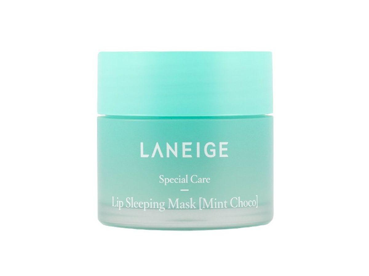Ночная маска для губ с мятой и шоколадом Laneige Lip Sleeping Mask Choco Mint  - 8 мл