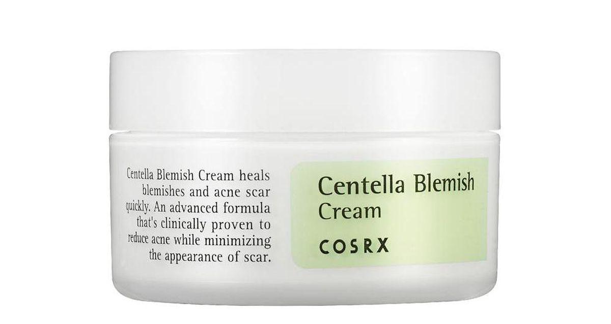Крем для лица против акне и купероза COSRX Centella Blemish Cream - 30 мл