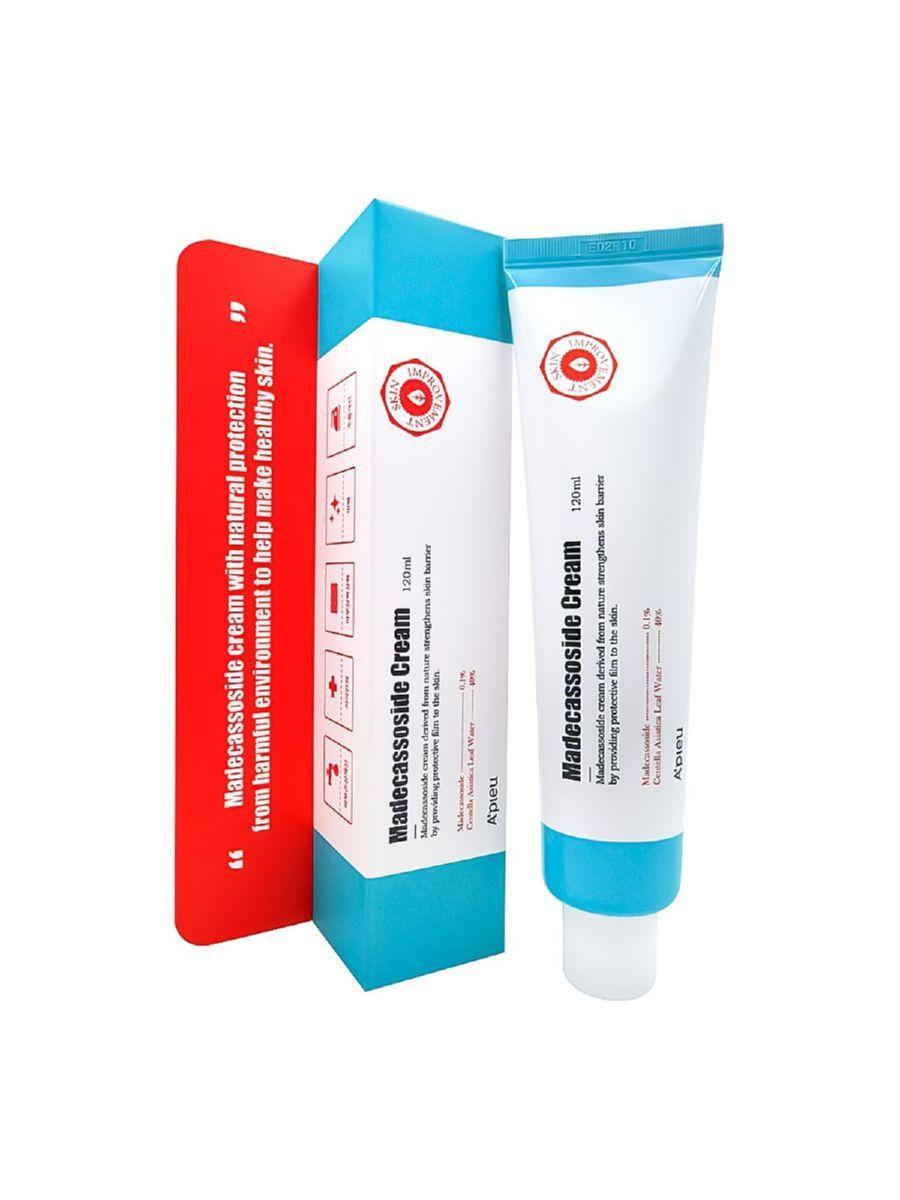 Лечебный крем против несовершенств A'PIEU Madecassoside Cream - 50 мл
