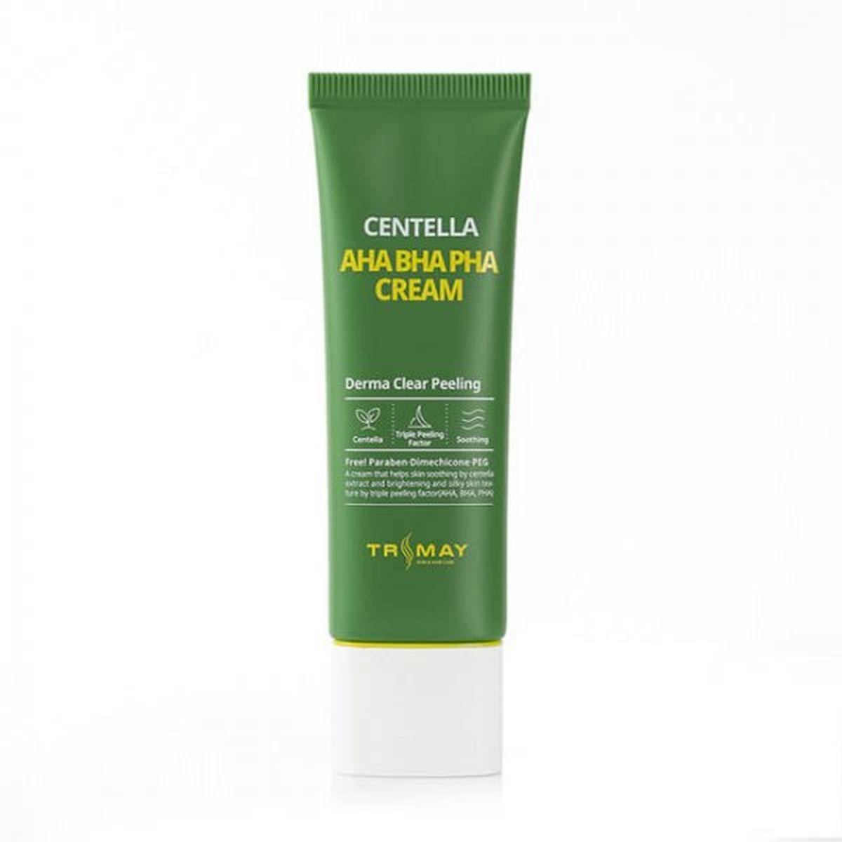 Крем для лица с центеллой Trimay Aha Bha Pha Centella Cream - 50 гр