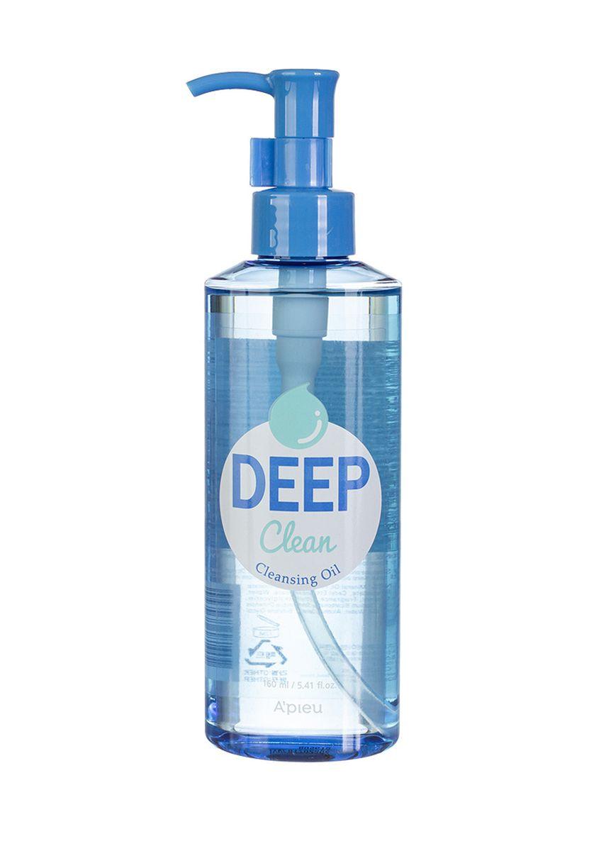Очищающее гидрофильное масло A'PIEU Deep Clean Cleansing Oil - 160 мл