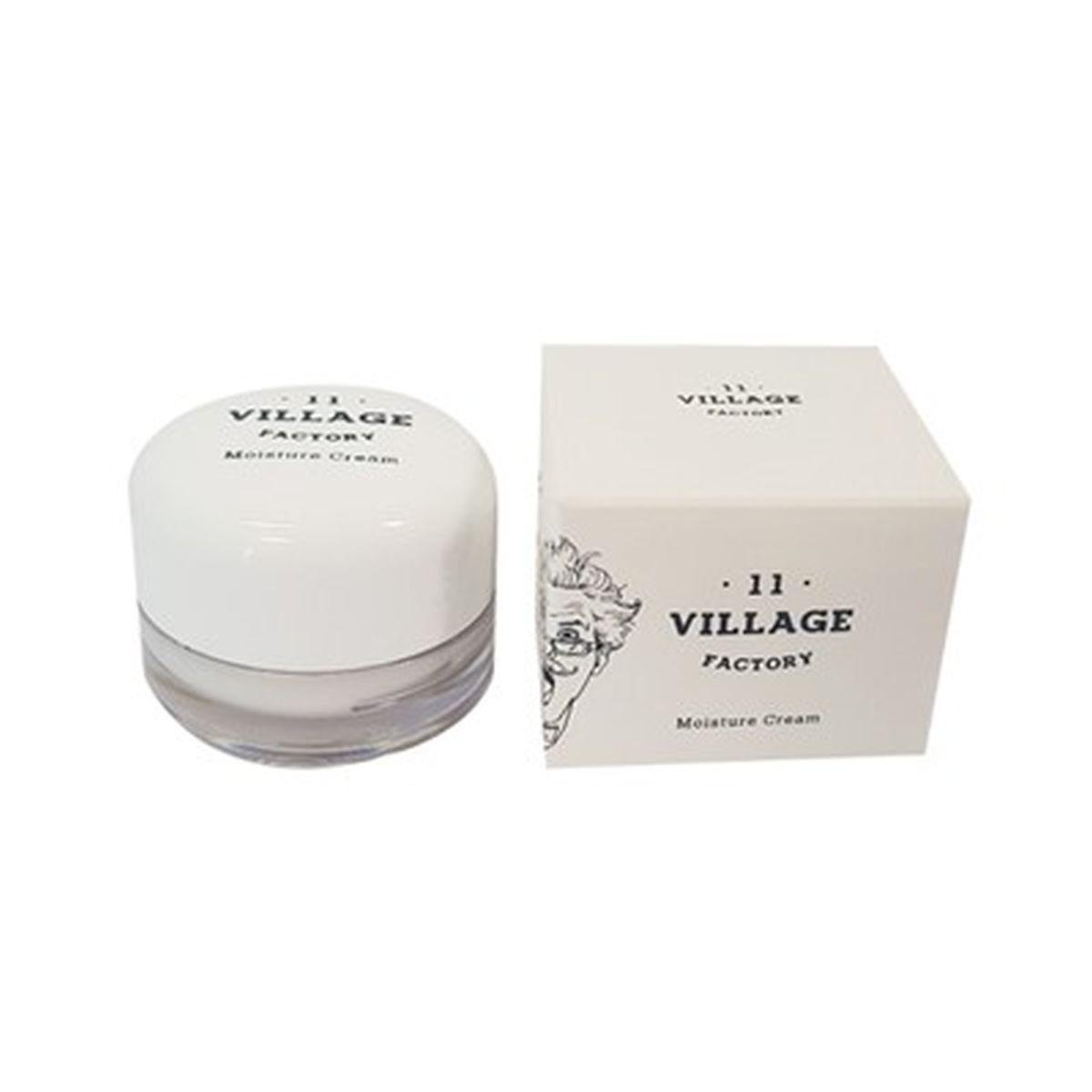 Миниатюра крема для лица Village 11 Factory Moisture Cream - 15 мл