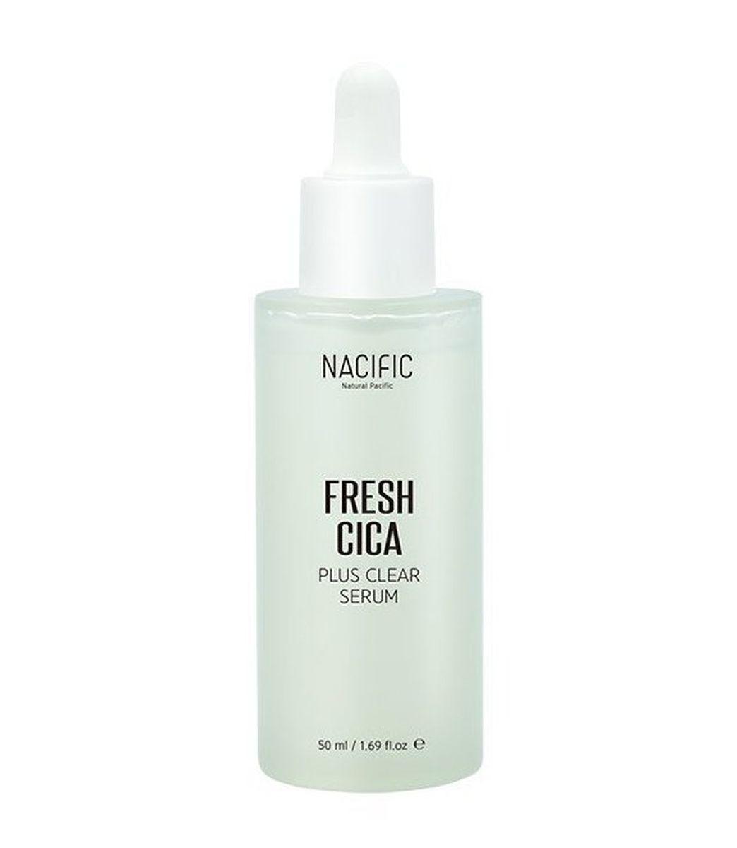 Успокаивающая сыворотка NACIFIC Fresh Cica Plus Clear Serum - 50 мл