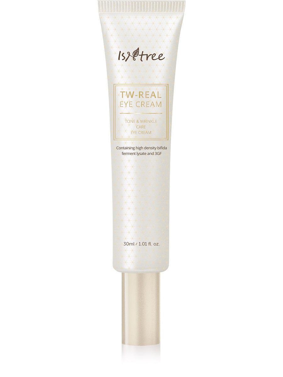 Омолаживающий крем для глаз IsNtree TW-REAL Eye Cream - 30 мл