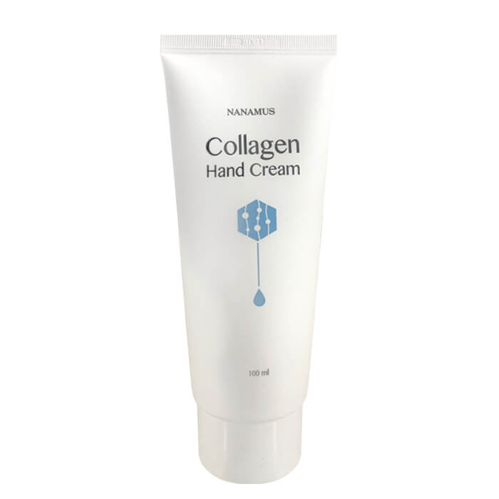 Крем для рук с коллагеном NANAMUS Hand Cream Collagen - 100 мл